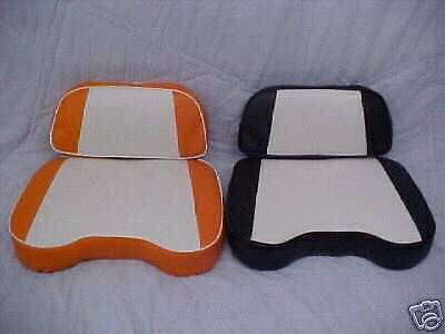 SEAT COMBO FITS ALLIS CHALMERS seat D10, D19 and D21 TRACTOR