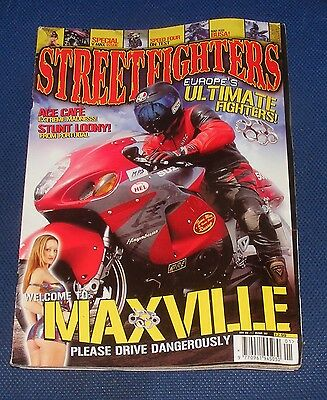 Streetfighters Magazine January 2003 - Welcome To Maxville