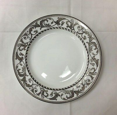 """Spode """"argent"""" Accent Salad Plate 8"""" Bone China Brand New Made In England"""