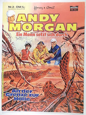 ANDY MORGAN # 3 ( Bastei, Softcover Album )