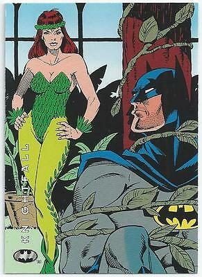 Batman - Saga Of The Dark Knight - Card 80 - The Vixen Of Vines (Abhg)