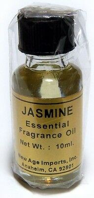 Essential Fragrance India Aroma Oils by New Age: Jasmine 10 ml