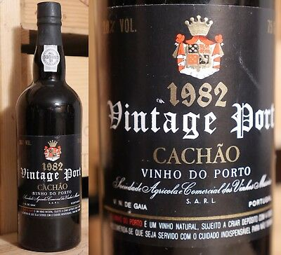 1979er Vintage Port - Caves Messias Quinta do Cachao *****