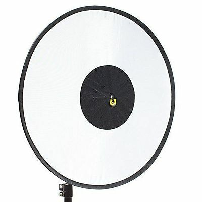 RoundFlash Beauty Dish Collapsible Softbox for External On-Camera Shoe-Mounted F