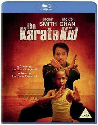 The Karate Kid Blu Ray with Jaden Smith Jackie Chan new sealed