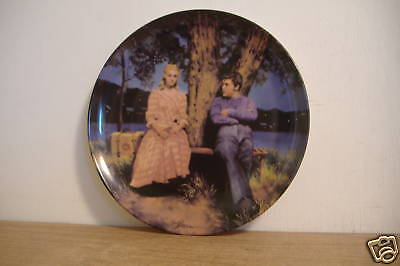 ~Carousel~If I Loved You~Collector Plate~