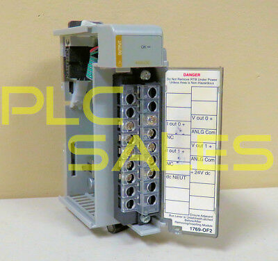 Allen Bradley 1769-OF2 /B  |  Analog Output Module
