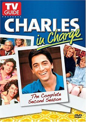 Charles in Charge: Complete Second Season (DVD) Scott Baio  BRAND NEW