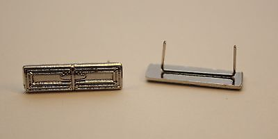 Bomber Command Clasp for WW2 Canadian Volunteer Service Medal, Miniature