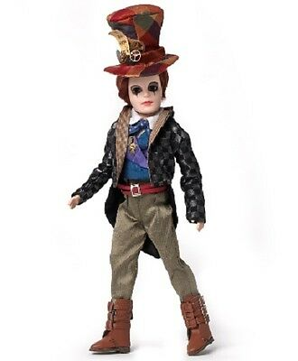 New 2014 Madame Alexander Mad Hatter Steam Punk Doll 10 inch LE 250