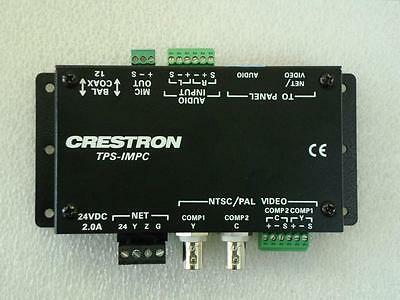 Crestron TPS-CGIP Isys Interface Module 90 jours RTB garantie