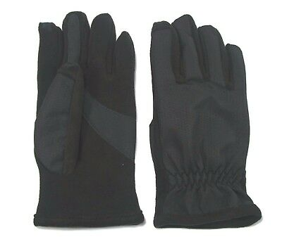 Isotoner Men's Matrix Smart-touch Technology Tech Winter Gloves Black $55 A719M1
