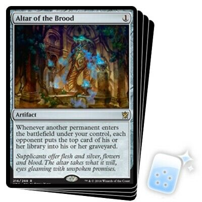 Altar Of The Brood Magic MTG ENGLISH Multiple Available