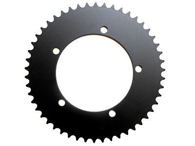 Chainring Track Single Fixie 130BCD x 1/8 x 50T Shun