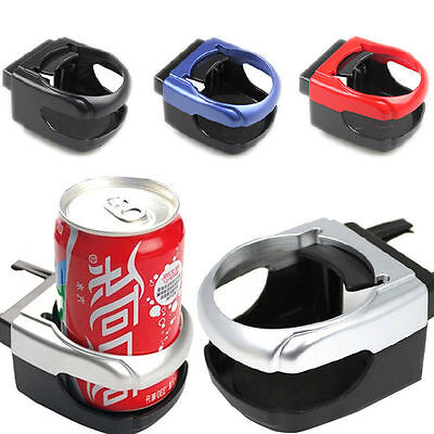 Car Air Condition Hold Vent Drink Mount Can Stand Cup Holder Bottle Holders New