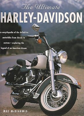 The Ultimate Harley-Davidson 256 Pages Softcover