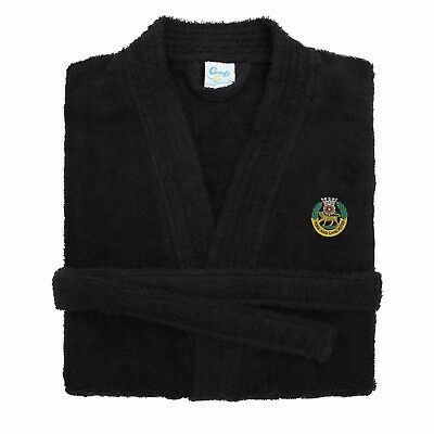 York and Lancaster Embroidered Dressing Gown