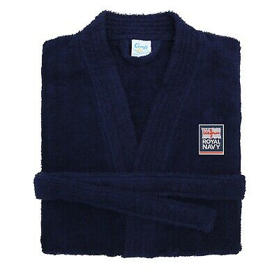 Royal Navy Embroidered Dressing Gown