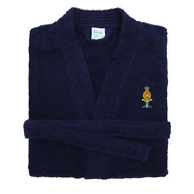 7 Para Royal Horse Artillery Embroidered Dressing Gown