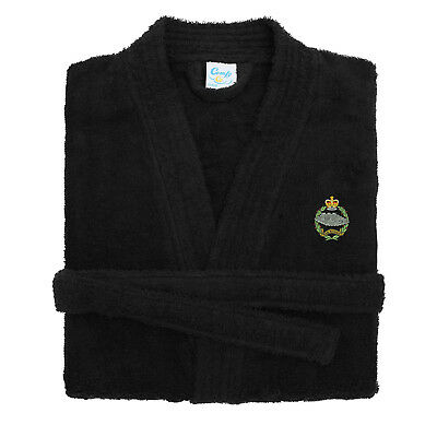 Royal Tanks Regiment Embroidered Robe