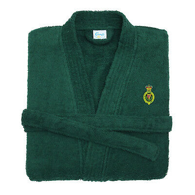 Royal Ulster Constabulary Embroidered Dressing Gown
