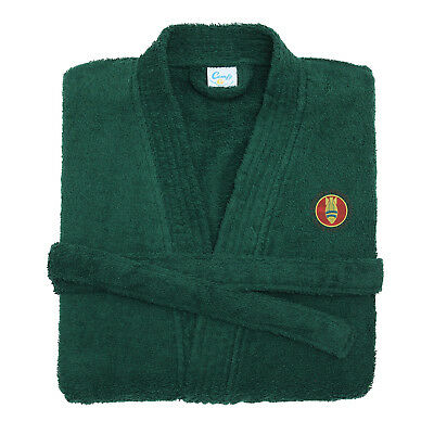 33 Engineers Bomb Disposal Embroidered Dressing Gown