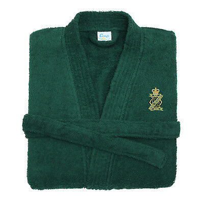 13th/18th Royal Hussars Embroidered Dressing Gown