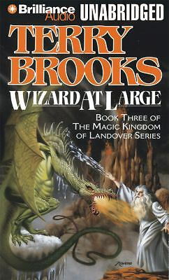 Wizard at Large 3 by Terry Brooks (2011, CD, Unabridged)