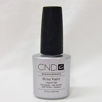 CND Creative Nail Brisa Gel Paint Assorted Variety of Your Choice .43oz/12ml
