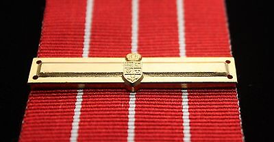 Canadian Forces Decoration Clasp/Bar, Full Size