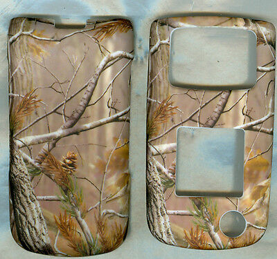 rubberized camo wood tree Samsung SGH Rugby II 2 A847 AT&T PHONE HARD CASE COVER