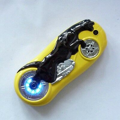M9 Motorbike 4 bands Unlocked Cell phone 2 SIMs MP3 Camera Mobile Phone Yellow