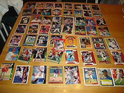 60 Card Baseball Card Collection - Must look at Details