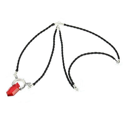 Hot Cos Cosplay rare DMC Devil May Cry 5 Red GEM Dante Vergil Pendant  Necklace