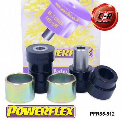 VW Touran 1T (03 on) Powerflex Rear Lower Link Inner Bushes PFR85-512