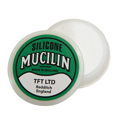 Mucilin NEW Silicone Grease Fly Line Fishing Floatant