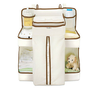Munchkin BABY NAPPY CHANGE ORGANISER Baby/Toddler Nappy Changing Accessory BN