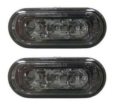 Volkswagen Golf Mk.4 98-04 Smoked LED Side Repeaters 1 Pair