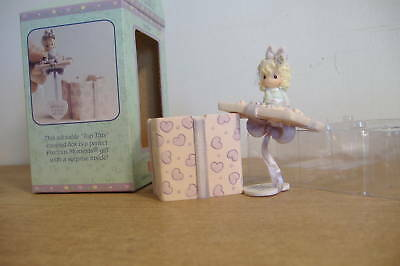 A MOMS LOVE IS THE BEST GIFT OF ALL~TRINKET BOX~ENESCO