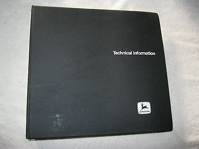 John Deere 6620 Sidehill, 6620, 7720, 8820 Combine Service Pricing Guide Manual