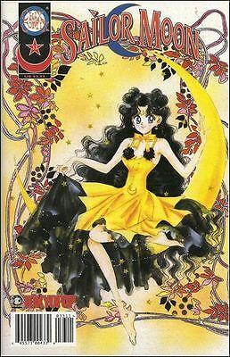 Sailor Moon #33 Chix Comix Tokyo Pop Nm/mint New Unread Comic Kings Va.beachva .