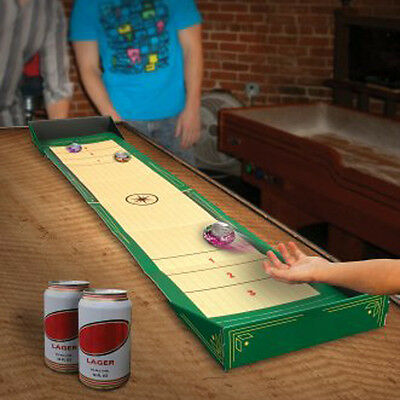 Party Shuffleboard Beer Cans Fun Party Game Adult Fun Entertainment