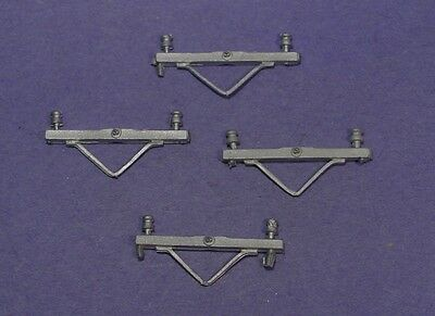 O Scale Wiseman Model Services Detail Parts #o279 Power Pole 2 Wire Cross Arms
