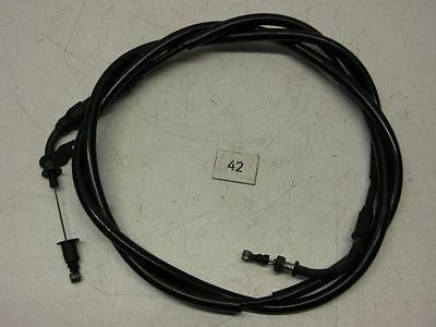 Yamaha NXC125 Cygnus X 2006 Throttle Cable #42