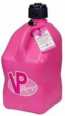 Vp Fuel Jug Can Utility Can Pink  5Gal Water Motorsport Square Container Racing