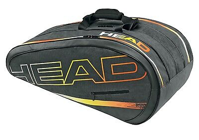 HEAD RADICAL SERIES MONSTERCOMBI - tennis racquet racket bag - Auth Dealer