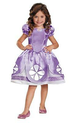 Girls Disney Sofia Princess Costume Dress Up Dg56699