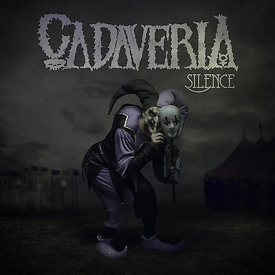 CADAVERIA - Silence - CD DIGIPACK
