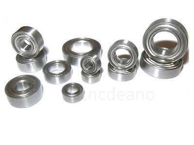 √ Quality Miniature Mr Series Bearings Double Shielded Zz All Sizes Available √