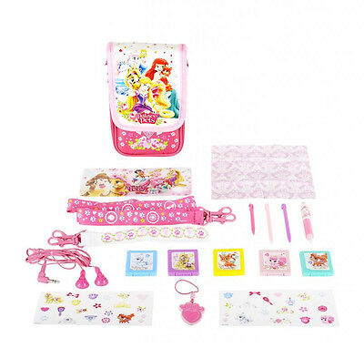 Palace Pets 3DS XL DSi XL / DSi Accessory Kit - Case Headphones, Stickers,